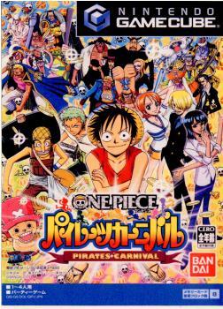 ゲームキューブ, ソフト GCONE PIECE() (20051123)