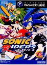【中古】[GC]ソニックライダーズ(Sonic Riders)(20060223)