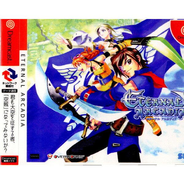 テレビゲーム, ドリームキャスト DC (ETERNAL ARCADIA) (20001005)