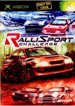 【中古】[Xbox]ラリースポーツ・チャレンジ(20020613)