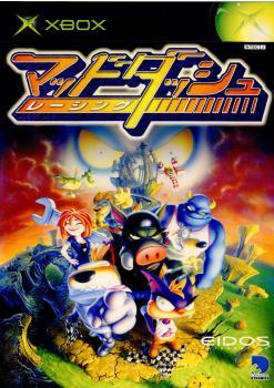 【中古】[Xbox]マッドダッシュレーシング(20020530)