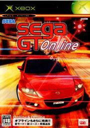 【中古】【表紙説明書なし】[Xbox]SegaGT Online(セガGT オンライン)(20031225)