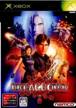 【中古】[Xbox]ブレイクダウン(20040129)