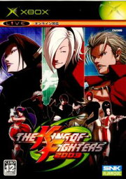 【中古】【表紙説明書なし】[Xbox]ザ・キング・オブ・ファイターズ2003(20050825)