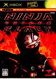 【中古】[Xbox]NINJA GAIDEN Black(ニンジャ ガイデン ブラック)(20050929)