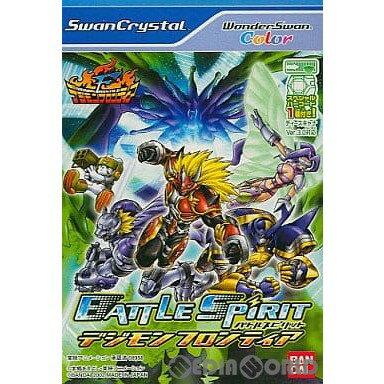 テレビゲーム, その他 WSBATTLE SPIRIT() (20021207)