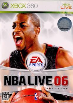【中古】[Xbox360]NBA LIVE 06(NBA ライブ 06)(20060119)