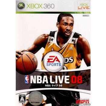 【中古】【表紙説明書なし】[Xbox360]NBAライブ08