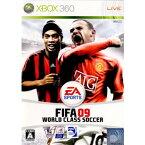 【中古】[Xbox360]FIFA09 ワールドクラスサッカー(20081113)