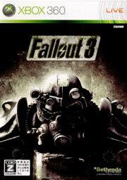 【中古】【表紙説明書なし】[Xbox360]フォールアウト3(Fallout 3)(20081204)