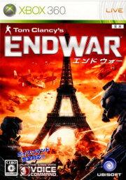 【中古】[Xbox360]Tom Clancy's ENDWAR(エンド ウォー) 通常版(20090129)