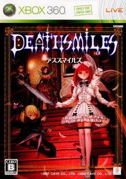 Xbox360, ソフト Xbox360(DEATHSMILES) (20090423)