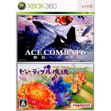 【中古】[Xbox360](本体同梱ソフト単品)エースコンバット6(ACE COMBAT 6) 解放への戦火&ビューティフル塊魂(20081106)