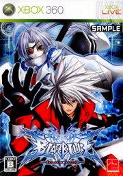 【中古】[Xbox360]BLAZBLUE(ブレイブルー)(20090625)