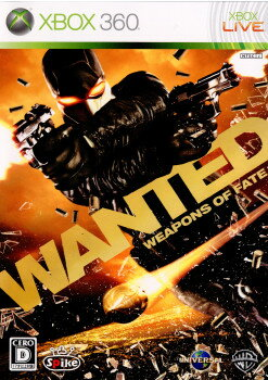 Xbox360, ソフト Xbox360 (WANTED Weapons of fate)(20090625)