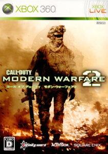 【中古】[Xbox360]コール オブ デューティ モダン・ウォーフェア2(Call of Duty: Modern Warfare 2)(20091210)