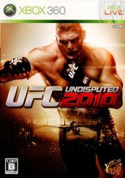 【中古】[Xbox360]UFCアンディスピューテッド2010(UFC UNDISPUTED 2010)(20100909)