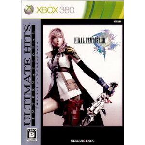 [중고] [Xbox360] ULTIMATE HITS INTERNATIONAL FINAL FANTASY XIII (파이널 판타지) 13) (JES1-00108) (20101216)