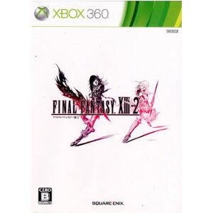 [중고] [Xbox360] FINAL FANTASY XIII-2 (파이널 판타지 13-2 / FF13-2) (20111215)