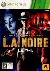 【中古】[Xbox360]L.A.ノワール(L.A.Noire )(20110707)