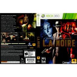 【中古】[Xbox360]L.A.NOIRE(L.A.ノワール) 北米版(20110517)
