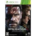 【中古】[Xbox360]METAL GEAR SOLID ...