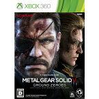 【中古】[Xbox360]METAL GEAR SOLID 5 GROUND ZEROES(メタルギア ソリッド V グラウンド・ゼロズ)MGS5:GZ(20140320)