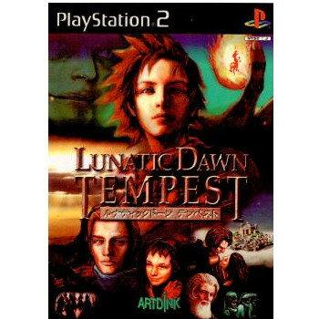 プレイステーション2, ソフト PS2Lunatic Dawn TEMPEST( )(20010208)