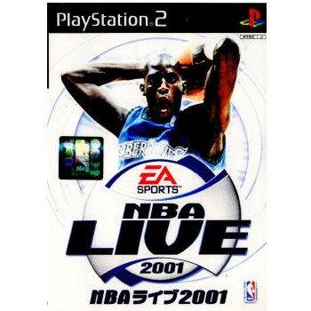 【中古】【表紙説明書なし】[PS2]NBAライブ2001(NBA Live 2001)(20010222)