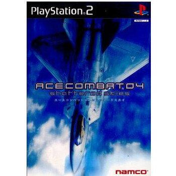【中古】[PS2]エースコンバット04 シャッタードスカイ(ACECOMBAT 04 shattered skies)(20010913)