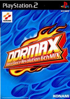 プレイステーション2, ソフト PS2DDRMAX DanceDanceRevolution 6thMIX(6th)(20020516)