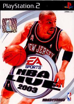 【中古】【表紙説明書なし】[PS2]NBAライブ2003(20021128)