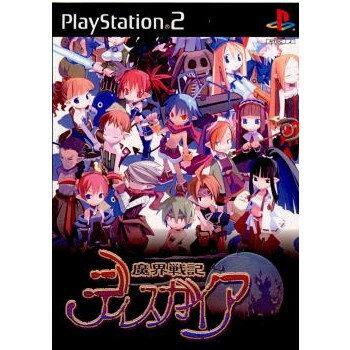 【中古】[PS2]魔界戦記ディスガイア 通常版(20030130)