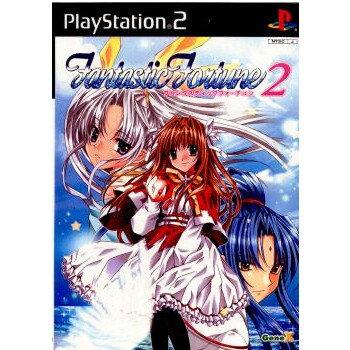 プレイステーション2, ソフト PS22(Fantastic Fortune 2)(20030626)