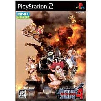 プレイステーション2, ソフト PS2METAL SLUG 4(4)(20040922)