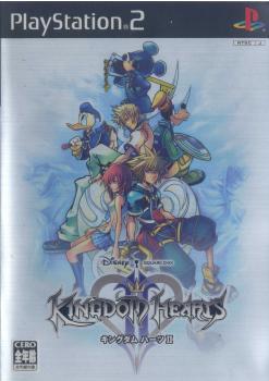 プレイステーション2, ソフト PS2II(KINGDOM HEARTS 2)(20051222)