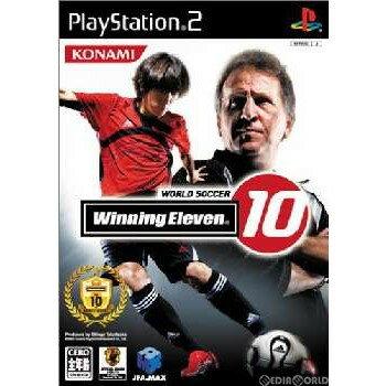 【中古】[PS2]ワールドサッカーウイニングイレブン10(World Soccer Winning Eleven 10)(20060427)