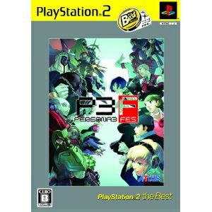 プレイステーション2, ソフト PS23(Persona3 FES P3F) ()(20070419)