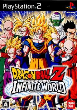 プレイステーション2, ソフト PS2Z (DRAGON BALL Z INFINITE WORLD)(20081204)