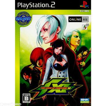【中古】[PS2]SNK BEST COLLECTION THE KING OF FIGHTERS XI(ザ・キング・オブ・ファイターズ11)(SLPS-25789)(20070628)