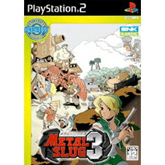 プレイステーション2, ソフト PS2SNK Best Collection 3(SLPS-25428)(20041118)