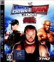 【中古】[PS3]WWE2008 SmackDown vs Raw(スマックダウンVSロウ)(20080214)