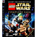 【中古】[PS3]レゴ スター・ウォーズ コンプリート サーガ(LEGO STARWARS THE COMPLETE SAGA)(20080327) 1