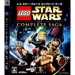 【中古】[PS3]レゴ スター・ウォーズ コンプリート サーガ(LEGO STARWARS THE COMPLETE SAGA)(20080327)