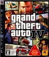 【中古】[PS3]Grand Theft Auto IV(グランド・セフト・オート4)(BLJM-60093)(20081030)【RCP】