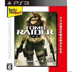 【中古】[PS3]TOMB RAIDER: UNDERWORLD(トゥームレイダー:アンダーワールド)(20090129)