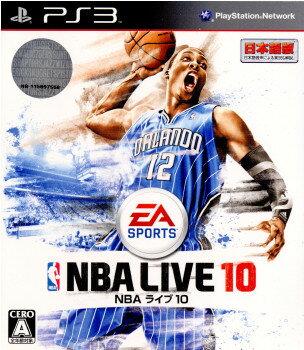 【中古】[PS3]NBAライブ10(20091105)