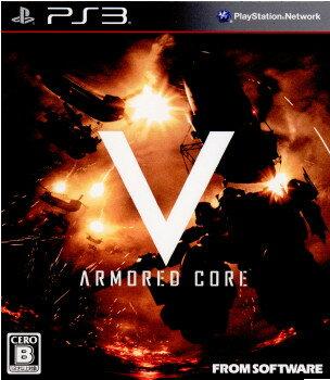 プレイステーション3, ソフト PS35(ARMORED CORE V)(20120126)
