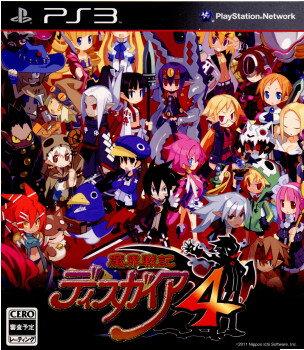 【中古】[PS3]魔界戦記ディスガイア4(20110224)