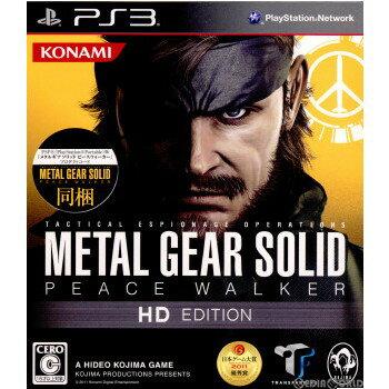 プレイステーション3, ソフト PS3 HD(METAL GEAR SOLID PEACE WALKER HD EDITION) (20111110)